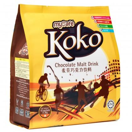 5-AP-MyCafe Koko Chocolate Malt Drink